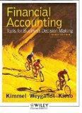 Financial Accounting: Tools for Business Decision Making Third Edition