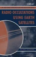 Radio Occultations Using Earth Satellites A Wave Theory Treatment