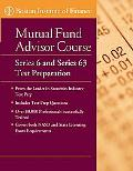 Boston Institute Of Finance Mutual Fund Advisor Course Series 6 And Series 63 Test Prep