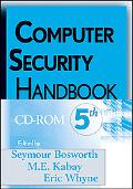 Computer Security Handbook, CD ROM