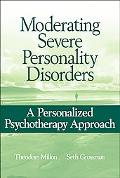 Moderating Severe Personality Disorders A Personalized Psychotherapy Approach