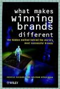 What Makes Winning Brands Different The Hidden Method Behind the World's Most Successful Brands