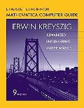 Mathematica Computer Guide A Self-contained Introduction for Erwin Kreyszig Advanced Enginee...