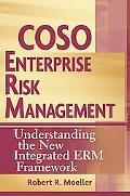 COSO Enterprise Risk Management Understanding the New Integrated ERM Framework