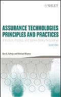 Assurance Technologies Principles And Practices A Product, Process, And System Safety Perspe...