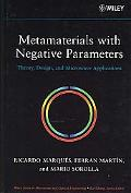 Metamaterials With Negative Parameter