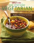 Betty Crocker Easy Everyday Vegetarian Meatless Main Dishes You'll Love!