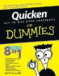 Quicken All-in-One Desk Reference for Dummies All-in-one Desk Reference