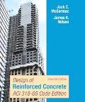 Design of Reinforced Concrete ACI 318-05 Code Edition