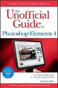 Unofficial Guide to Photoshop Elements 4