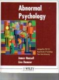Abnormal Psychology - Abridged for PSY 212 Dept. of Psychology Penn State University