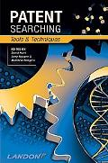 Patent Searching Tools & Techniques