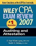 Wiley CPA Exam Review 2007 Auditing And Attestation