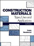 Construction Materials Types, Uses, and Applications