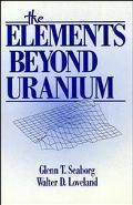 Elements Beyond Uranium