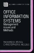 Office Information Systems Management Issues and Methods