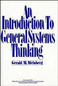 Introduction to General Systems Thinking - Gerald M. Weinberg - Hardcover