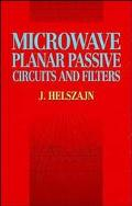 Microwave Planar Passive Circuits and Filters