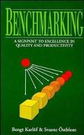 Benchmarking A Signpost to Excellence in Quality and Productivity