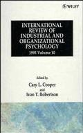International Review of Industrial and Organizational Psychology 1995