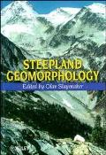 Steepland Geomorphology