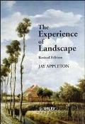 The Experience of Landscape,