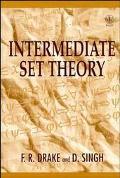 Intermediate Set Theory - Frank R. Drake - Paperback