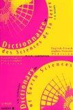 Dictionary of Earth Sciences: English-French/French-English, 3rd Edition