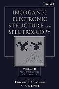 Inorganic Electronic Structure And Spectroscopy Applications And Case Studies