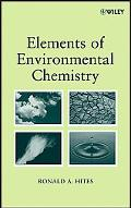 Brief Survey of Environmental Chemistry