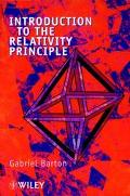 Introduction to the Relativity Principle