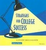 Strategies for College Success: A Study Skills Guide