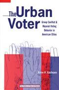 Urban Voter Group Conflict and Mayoral Voting Behavior in American Cities