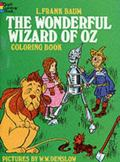Wonderful Wizard of Oz Coloring Book