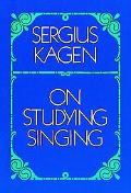 On Studying Singing
