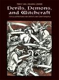 Devils, Demons, and Witchcraft 244 Illustrations for Artists and Craftspeople