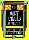 New Art Deco Alphabets