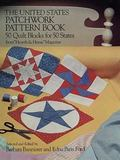 United States Patchwork Pattern Book 50 Quilt Blocks for 50 States from Hearth and Home Maga...