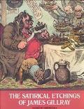 Satirical Etchings of James Gillray
