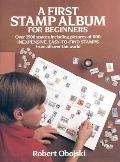 First Stamp Album for Beginners