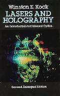 Lasers and Holography An Introduction to Coherent Optics