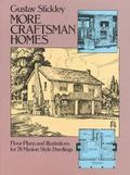More Craftsman Homes Floor Plans and Illustrations for 78 Mission Style Dwellings