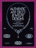 Authentic Art Deco Jewelry Designs 837 Illustrations