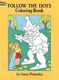 Follow the Dots Coloring Book