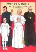 Pope John Paul II Paper Dolls in Full Color