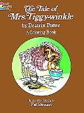 Tale of Mrs. Tiggy-Winkle Color Book