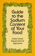 Guide to the Sodium Content of Your Food