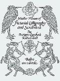 Master Album of Pictorial Calligraphy and Scrollwork