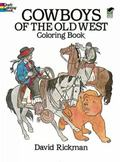 Cowboys of the Old West Color Book