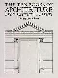 Ten Books of Architecture The 1755 Leoni Edition